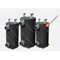 Buy cheap Seamless Titanium Vertical Shell And Tube CondenserFor Swimming Pools Heat Pump from wholesalers
