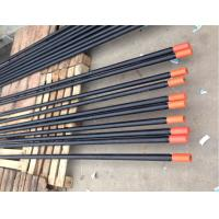 Wholesale Forging T45 / T51 Extension / MF Speed Threaded Drill Rod Length 1525 - 6095mm from china suppliers