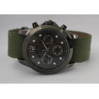 Wholesale Custom alloy quartz sport watch with moveable Fabric strap for men and women from china suppliers