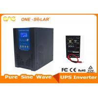 Wholesale DC To AC UPS Inverter With Battery Charger Protection 300W - 20KW For Egypt from china suppliers