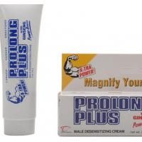Wholesale Prolong Plus Penis Erection Sex Delay Cream Increase Sexual Performance from china suppliers
