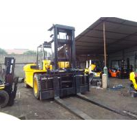 Wholesale Japan Cheap price good condition  30 ton used Komatsu FD300  forklift truck for sale from china suppliers