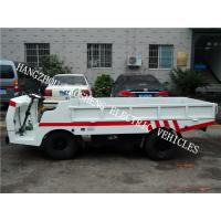 Wholesale Convertible Cab Electric Cargo Truck , 36V Battery Power Electric Delivery Truck from china suppliers
