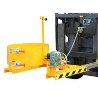 Wholesale Forklift Drum Pouring Attachment With 300Kg Loaing Capacity from china suppliers