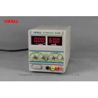 Wholesale laboratory LCD DC Regulated Power Supply , 110V / 220V / 230V / 240V AC from china suppliers