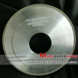 Wholesale 14F1 Resin bond diamond grinding wheel ,diamond profile wheel from china suppliers