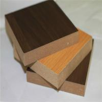Buy cheap waterproof raw white mdf board size from wholesalers