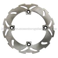 Wholesale High Performance Motorcycle Rear Floating Brake Disc For DR 350 R Supermoto Bike from china suppliers