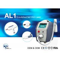 Wholesale Portable Q-Switched Nd Yag Laser Machine 1064nm 532nm Multifunction Beauty Machine from china suppliers