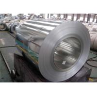 Wholesale High Preciseness 600mm - 1500mm Width SPCC Hot Dipped Galvanized Steel Coils from china suppliers