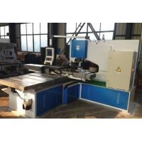 Buy cheap Profile Steel CNC Punching Machine Iron Worker Hydraulic Control from wholesalers