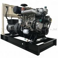 Buy cheap Electronic KOFO Open Generator Set Sea Water Cooling Brushless Genset With 3 Phase 4 Wires from wholesalers