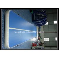 Wholesale Portable Inflatable Air Track Gym Jumping Mat For Chidlren / Kids from china suppliers