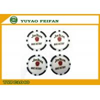 Wholesale Reasonable Personalized Custom Poker Chips SGS / ICTI Approve from china suppliers