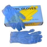 Wholesale 12 inch Powder Free Vinyl Disposable Work Gloves for first aid, healthcare and dental from china suppliers