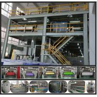 Wholesale High Speed PP Non Woven Fabric Making Machine compact construction 0 - 250m/min from china suppliers