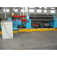 Wholesale 3 Roller Mild Steel Plate Rolling Machine Sheet Metal Bender Brake from china suppliers