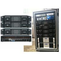 Wholesale 4x1500w / 8ohm Switching Power Amplifier Music Equipment PA-Series CE from china suppliers