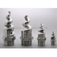 Wholesale Brass Spiral Spray Nozzle  , Water Injection Nozzle Laser Machining Type from china suppliers
