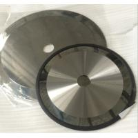 Wholesale Paper Fabric Carpet Film Cloth Cutting Knife Hss Round Tool Steel from china suppliers