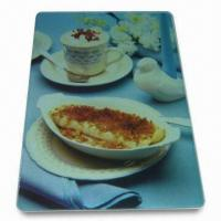 Wholesale Dinnerware, Made of Toughened Glass, Available in Various Sizes, with Rectangular Shape from china suppliers
