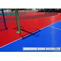 Wholesale Indoor Sports Surfaces Badminton Court Flooring For Official Indoor Competitions from china suppliers