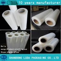 Wholesale  certified good quality PE plastic cling film from china suppliers