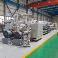 Wholesale High Speed Extrusion Line for PE/PP Double Wall Corrugated Pipe from china suppliers