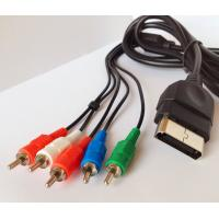 Wholesale High-definition gaming Xbox component video cable with1.8M length from china suppliers