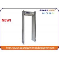 Wholesale 18 Zone  Electronic Door frame Metal Detector / Walk Through metal detection For security from china suppliers