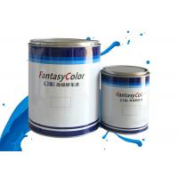 Wholesale Fast Dry Metallic Silver Car Paint , Liquid Coating Acrylic Lacquer Spray Paint from china suppliers
