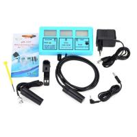 Wholesale Professional 5 in 1 Water Testing Meter PH / Temperature / Conductivity EC / CF / TDS E0919 from china suppliers