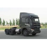 China North Benz 6*4 fuel tanker semi-trailer tractor on sale