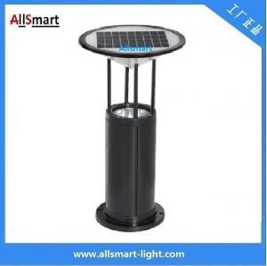 Wholesale Aluminum Alloy H60cm Garden Bollard Light Solar For Garden/Park Solar Lighting from china suppliers