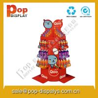 Wholesale Portable Red Pop Necklace Display Stands With Oil printing from china suppliers
