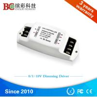 Wholesale Bincolor BC-330 CC 350mA 700mA 1050mA PWM LED dimmer, 0-10V constant current dimming driver from china suppliers