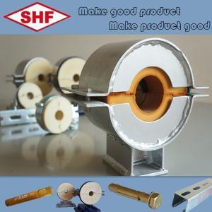China Rigid PU Foam Pipe Support on sale
