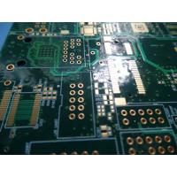 Wholesale FR-4 Impedance Controlled PCB 10 Layer Tg170 Immersion Gold For 220V Inverter from china suppliers