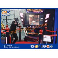 Wholesale 9D Virtual Reality Simulator , Space Walking Vr Game Machine Easy Maintain from china suppliers