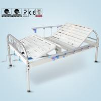 Wholesale Maidesite CE Approved Manual Hospital Bed For Disabled 1 Year Warranty from china suppliers