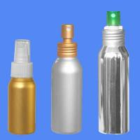 Wholesale Aluminum Cosmetic Spray Bottle 60ml / 100ml / 80-90ml for solvents from china suppliers