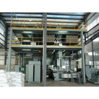 Wholesale Automatic Non Woven Fabric Making Machine , CE Non Woven Fabric Machine from china suppliers
