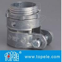 Wholesale Zinc Die Cast Flexible Conduit And Fittings / Quick-snap Connector from china suppliers