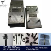 Wholesale nylon cable zip ties moulds for automotive auto car use from china suppliers