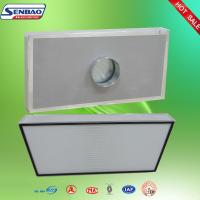 Wholesale Glassfiber Replaceable Hepa Air Filter Ceiling Module Large Dust Holding from china suppliers