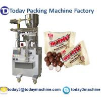 Wholesale Vertical Form Fill Seal Small Sachet Power Granules Packaging Machine for coffee/candy/medical pills/plant seeds from china suppliers