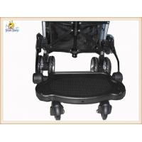 Wholesale Black Suspension Baby Stroller Buggy Board For 4 year old , Two Wheels from china suppliers