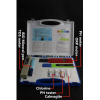 Wholesale high quality TDS/PH/ORP meter water test kit for all water test ABS box from china suppliers