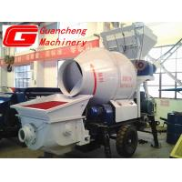 Wholesale 750L Feeding Capacity Concrete Mixer Pump with 450 L Hopper Volume CE & ISO from china suppliers