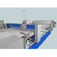 Wholesale Computerized Full Autoatic Single Needle Quilting Machine With Movable Head from china suppliers